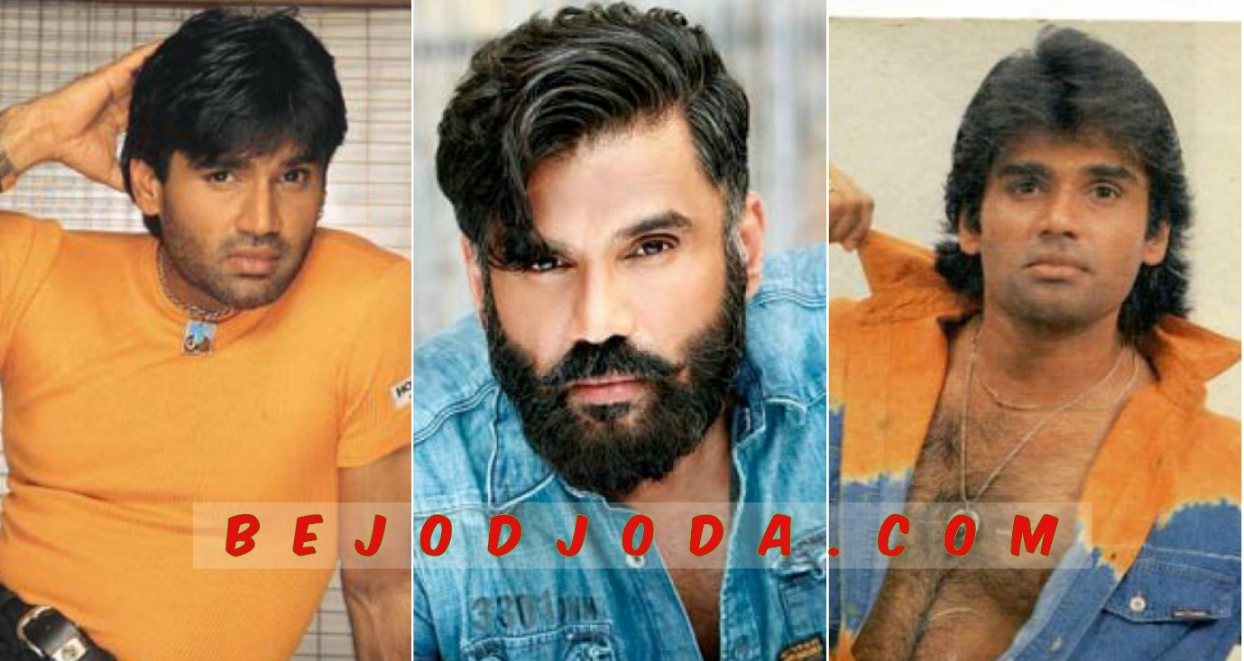 Banner for actor Sunil Shetty