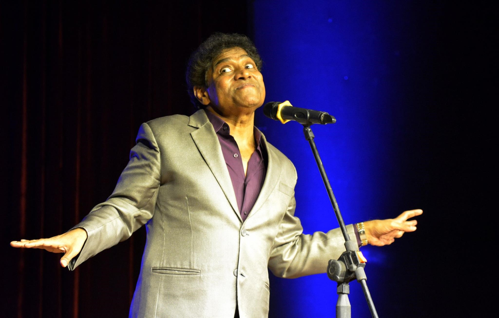 Johnny Lever doing standup