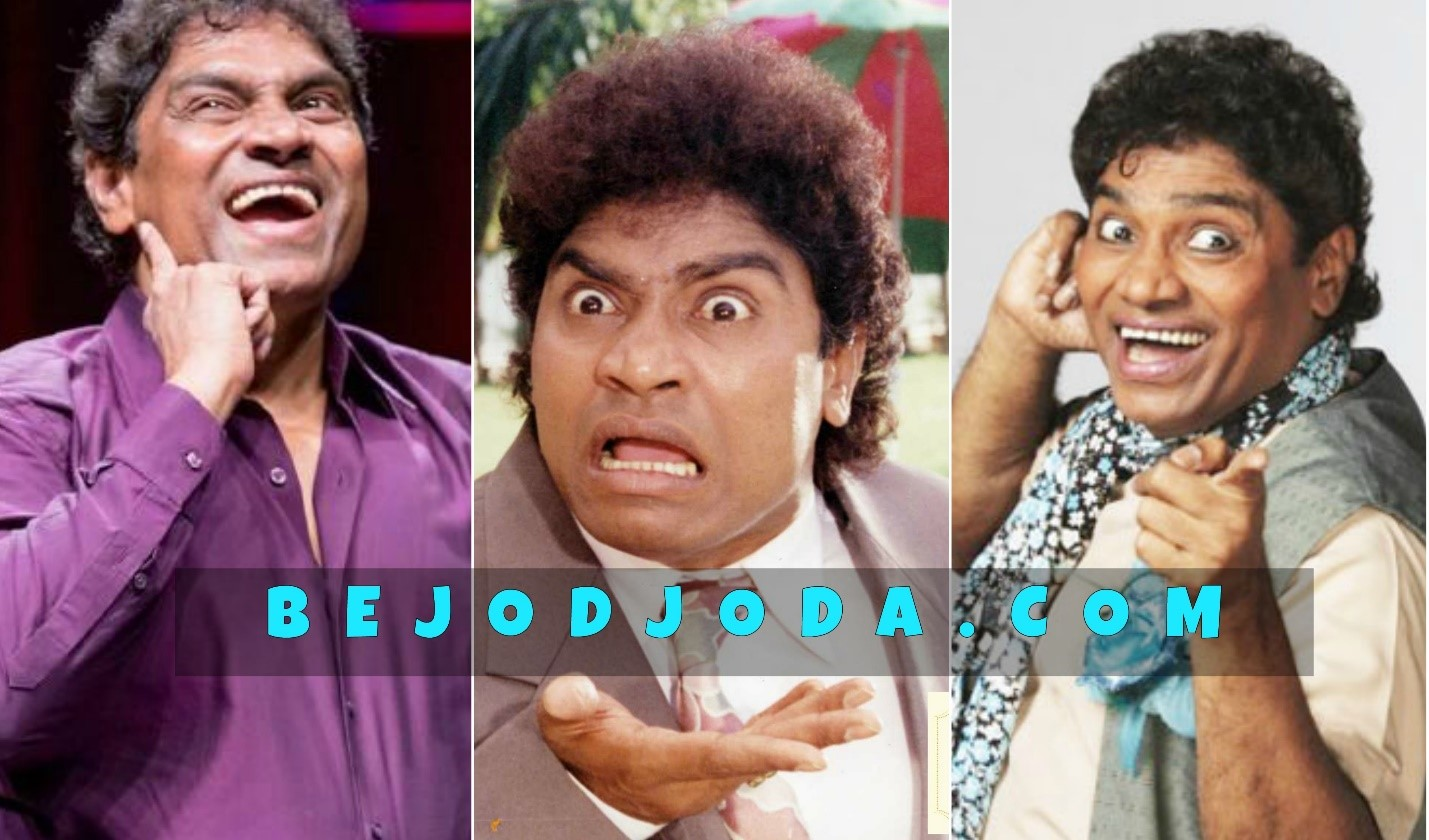 Johnny Lever expressions