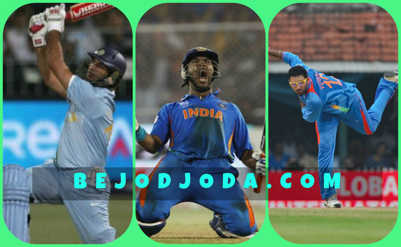 happy birthday yuvraj singh-collage
