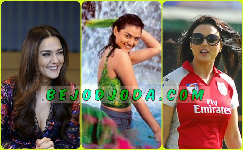 Preity zinta top video songs