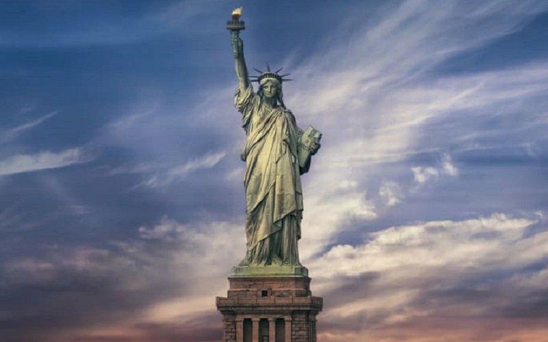 अमेरिका का स्टैच्यू ऑफ लिबर्टी – Statue of Liberty in New York (USA)